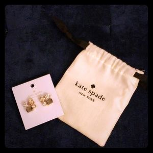 Kate Spade Jewel Cluster Earrings